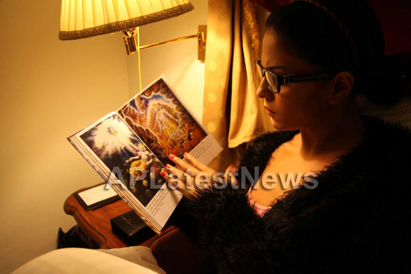 Veena Malik Follows Bhagavad Gita - Picture 3