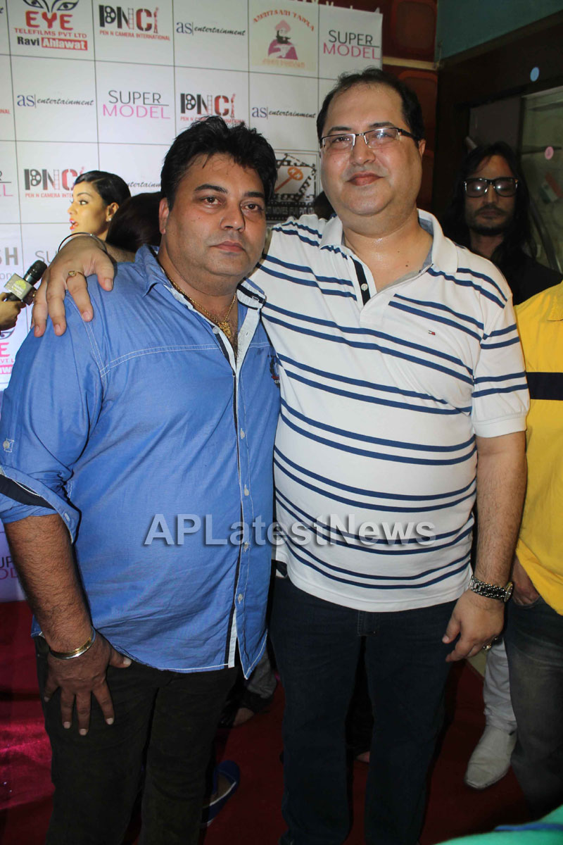 Veena Malik at Supermodel movie premiere, Fun Republic, Mumbai - Picture 26