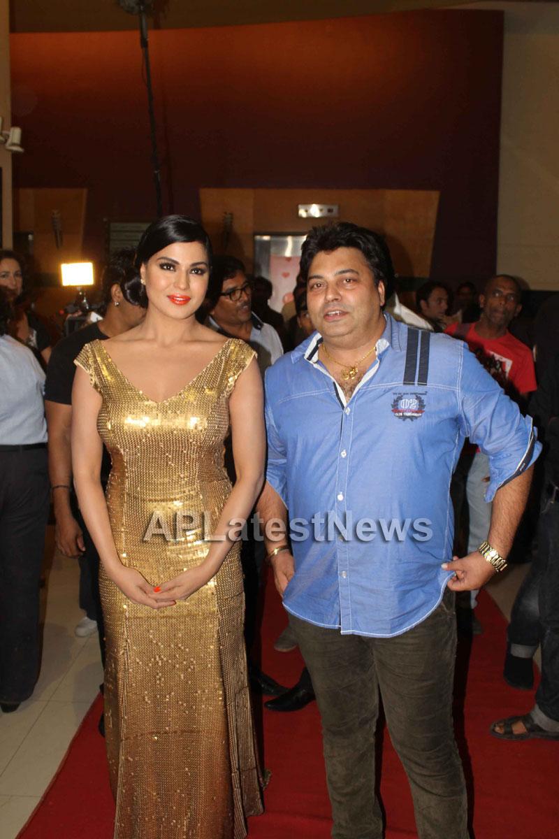 Veena Malik at Supermodel movie premiere, Fun Republic, Mumbai - Picture 5