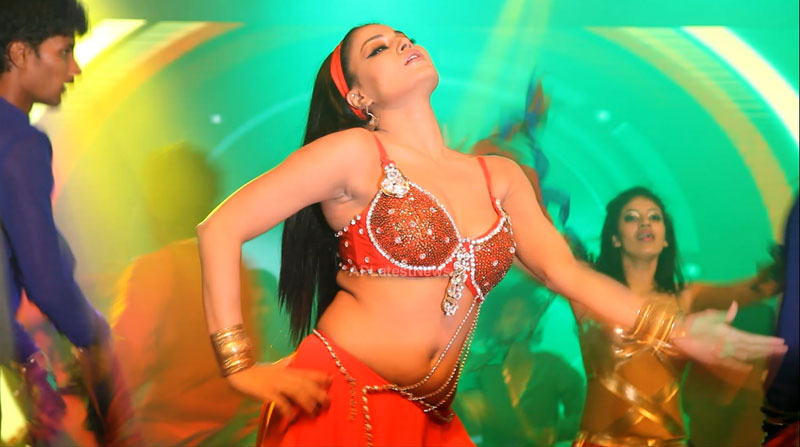 Veena Malik seduces the crowd at Silk Sakkath Maga music launch - Picture 16