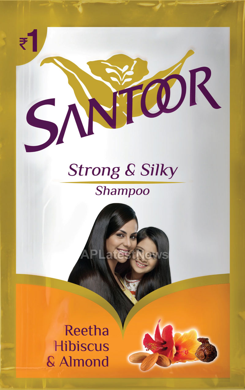 Wipro Consumer Care Launches Santoor Shampoo in Andhra Pradesh - Picture 2