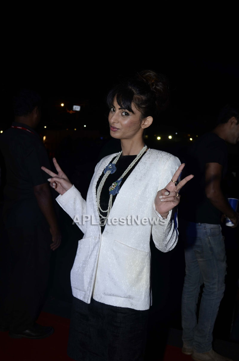 Yash, Talat, Candy, Aarti, Tina and Ali At Sunburn DJ Party - Picture 11
