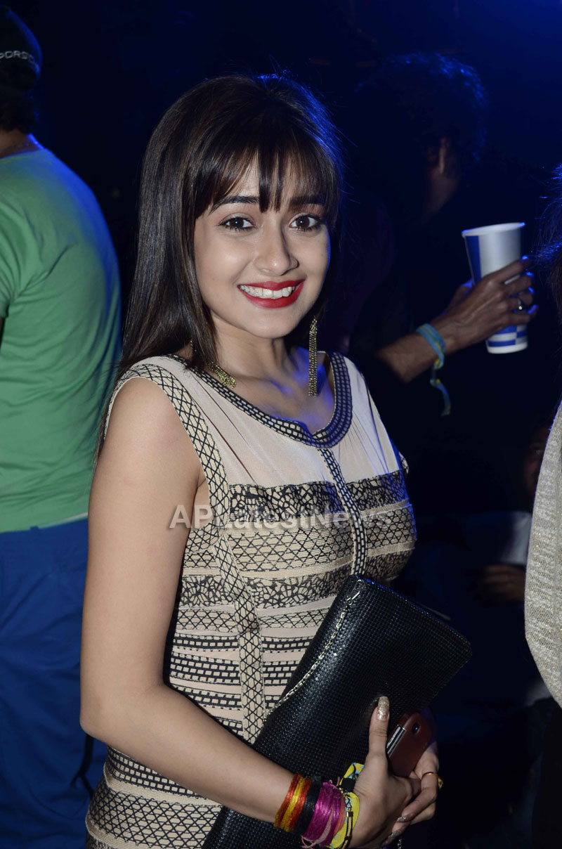 Yash, Talat, Candy, Aarti, Tina and Ali At Sunburn DJ Party - Picture 24