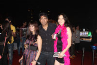 Yash, Talat, Candy, Aarti, Tina and Ali At Sunburn DJ Party - Picture 28