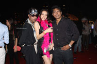 Yash, Talat, Candy, Aarti, Tina and Ali At Sunburn DJ Party - Picture 25