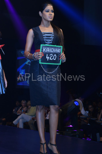 Sultry models set the ramp on fire - Lakhotia Annual Fashion Show, Hyderabad, Telangana, India - Picture 5