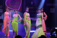 Sultry models set the ramp on fire - Lakhotia Annual Fashion Show, Hyderabad, Telangana, India - News