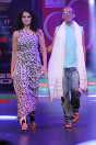 Sultry models set the ramp on fire - Lakhotia Annual Fashion Show, Hyderabad, Telangana, India - Picture 22