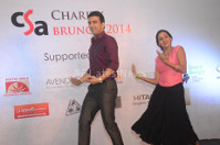 Sandip Soparrkar Performs at Fund Raising Art Auction for CSA, Mumbai, Maharashtra, India - Picture 2