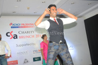 Sandip Soparrkar Performs at Fund Raising Art Auction for CSA, Mumbai, Maharashtra, India - Picture 7