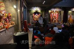 Vaikuntha Ekadashi(Mukkoti Ekadashi) at Fremont Hindu Temple, Fremont, CA, USA