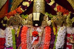 Pictures of Vaikuntha Ekadashi(Mukkoti Ekadashi) at Fremont Hindu Temple, Fremont, CA, USA