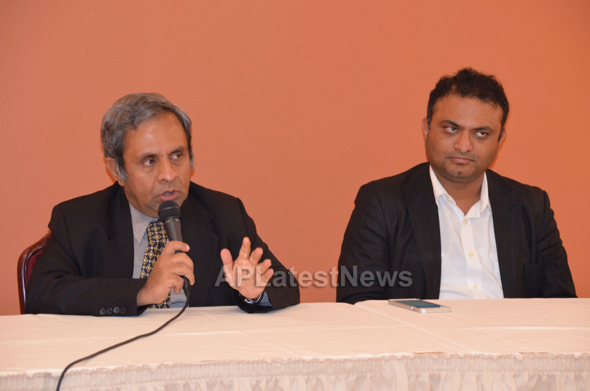 Press Conference by Consul General of India, SFO RPBD 2015 - Picture 1