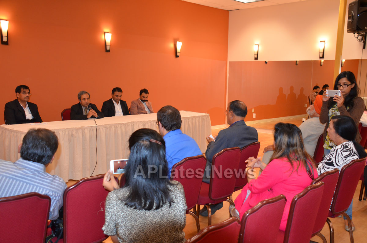 Press Conference by Consul General of India, SFO RPBD 2015 - Picture 10