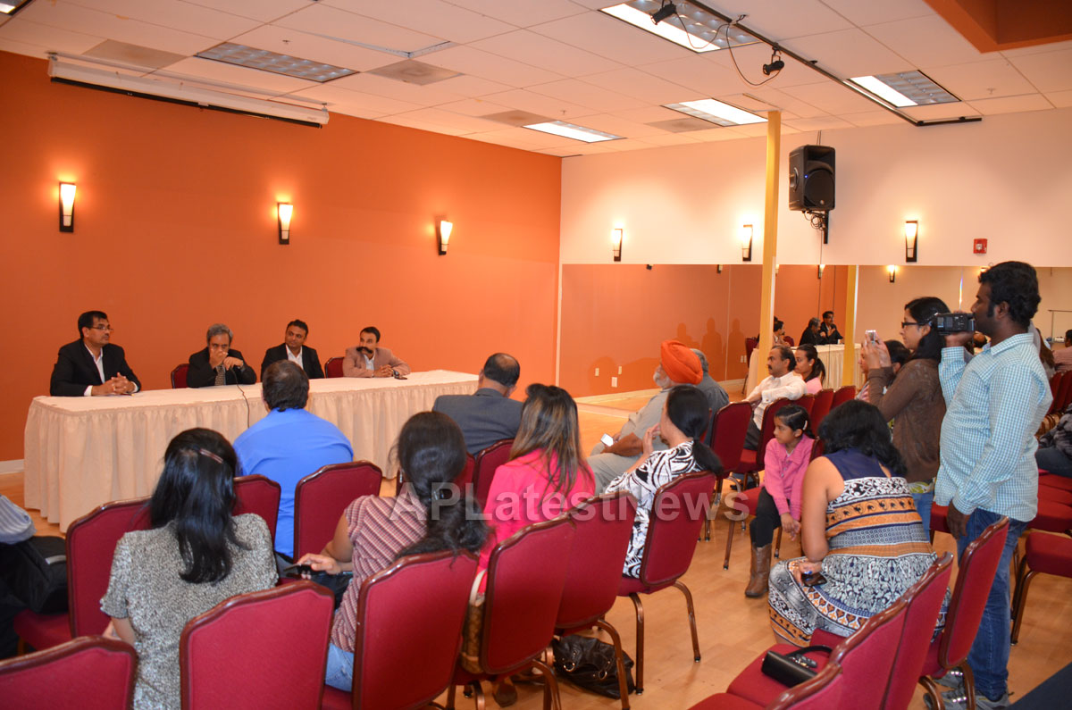 Press Conference by Consul General of India, SFO RPBD 2015 - Picture 5