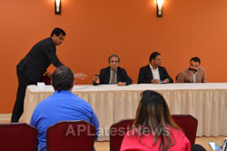 Press Conference by Consul General of India, SFO RPBD 2015 - Picture 3