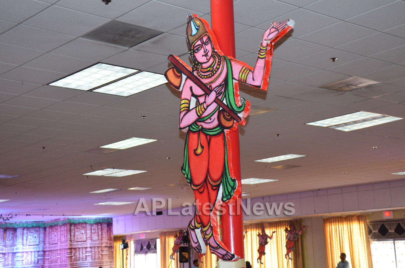 SiliconAndhra celebrations of Annamacharya birthday, Sunnyvale, CA, USA - Picture 8