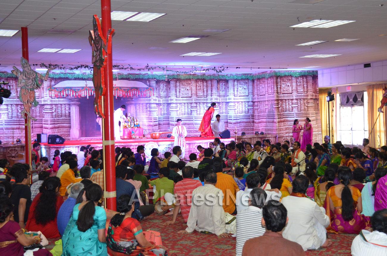SiliconAndhra celebrations of Annamacharya birthday, Sunnyvale, CA, USA - Picture 2