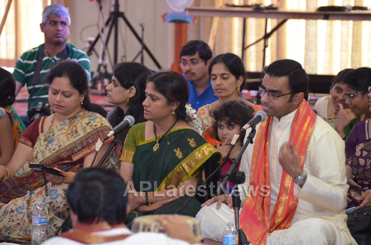 SiliconAndhra celebrations of Annamacharya birthday, Sunnyvale, CA, USA - Picture 7