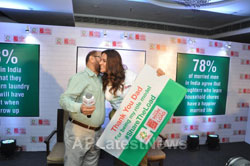 Neha Dhupia and Dad join the movement, with actress attributing her success to her parents