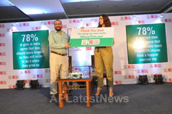 Neha Dhupia and Dad join the movement, with actress attributing her success to her parents - Picture 2