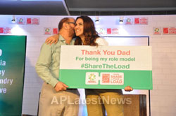 Neha Dhupia and Dad join the movement, with actress attributing her success to her parents - Picture 4