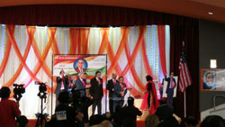 Pictures of Celebration of 125th Birthday of Dr B R Ambedkar, Milpitas, CA, USA