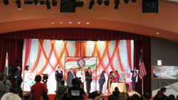 Celebration of 125th Birthday of Dr B R Ambedkar, Milpitas, CA, USA