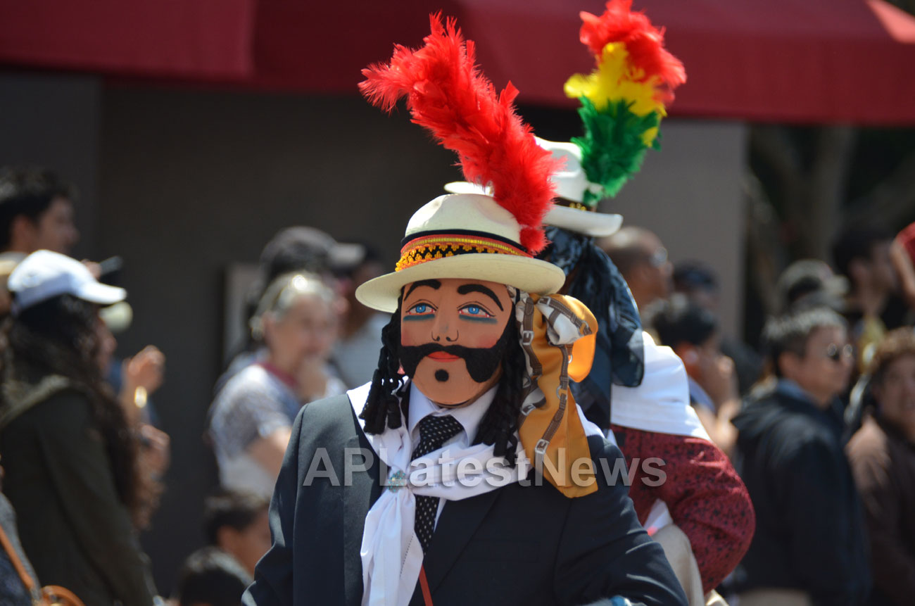 Carnaval Grand Parade at Mission District, San Francisco, CA, USA - Picture 5