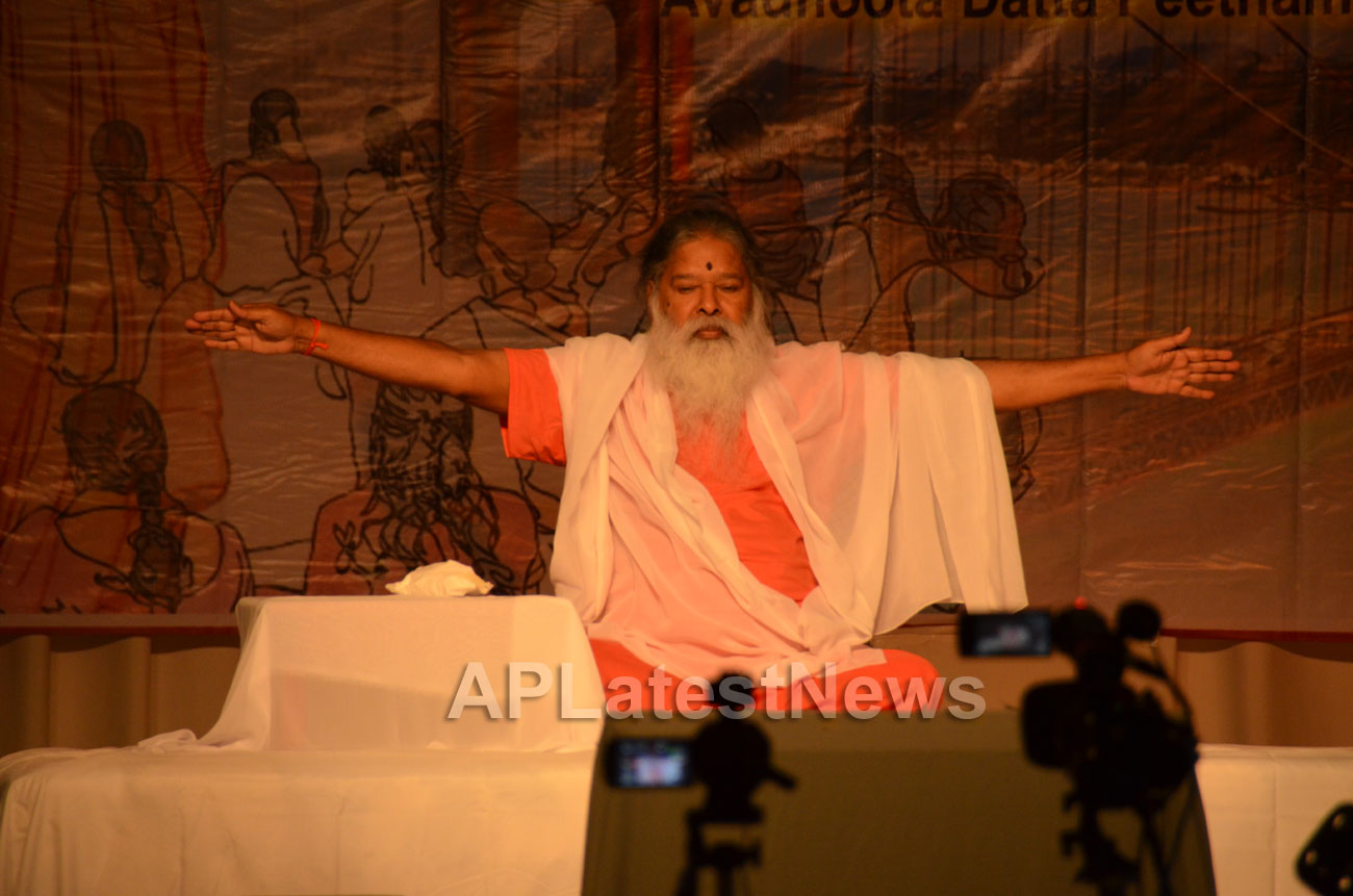Datta Kriya Yoga Session - Guinness World Record, Milpitas, CA, USA - Picture 5