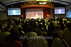 Datta Kriya Yoga Session - Guinness World Record, Milpitas, CA, USA - Picture 9