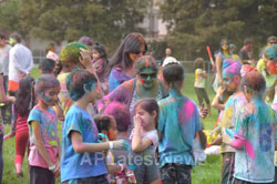 FOG Holi - Festival of Colors, Milpitas, CA, USA - Picture 5
