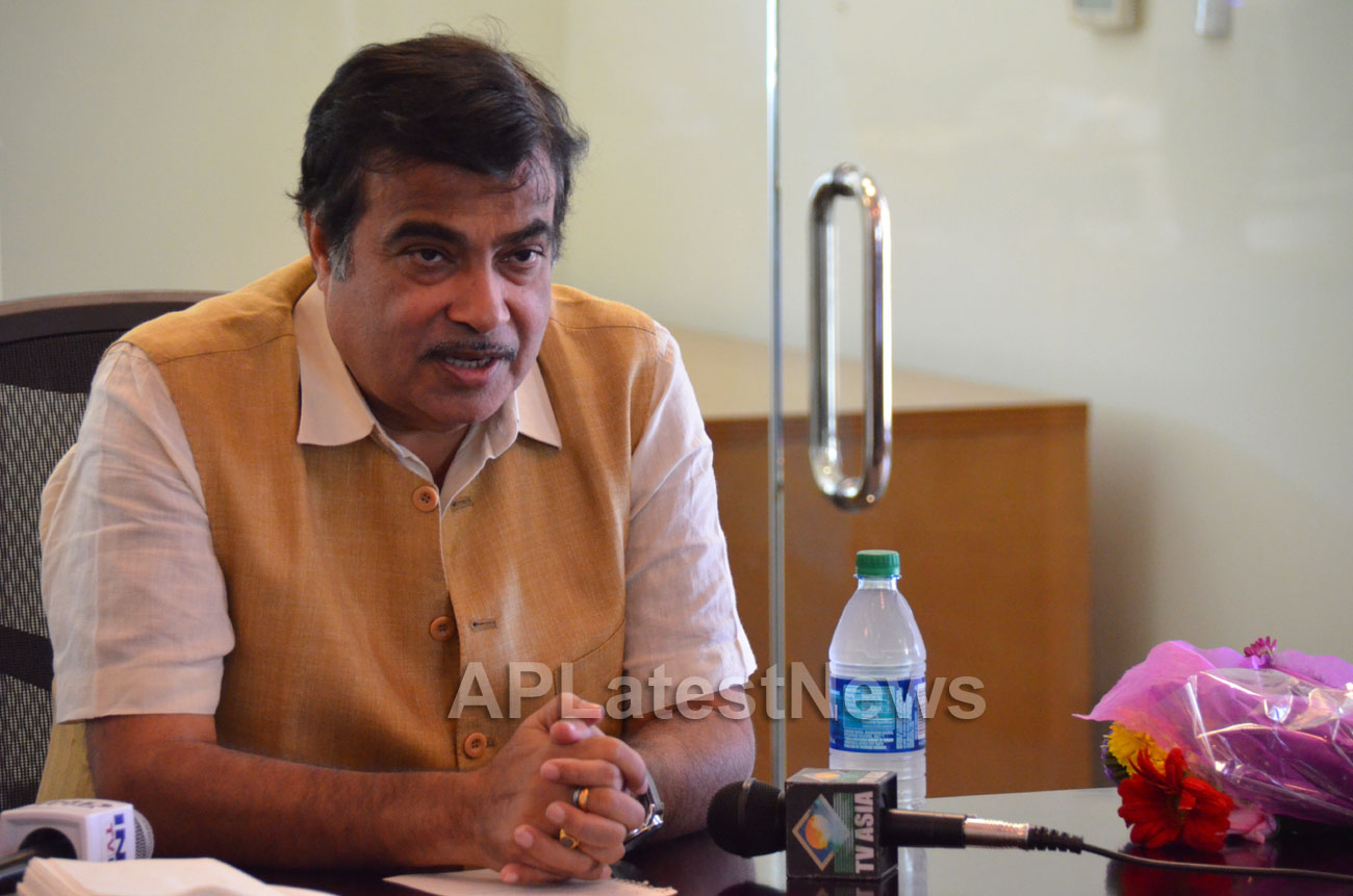 Media Conference by Shri Nitin Gadkari in Bay area, Fremont, CA, USA - Picture 3