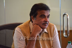 Media Conference by Shri Nitin Gadkari in Bay area, Fremont, CA, USA - Picture 18