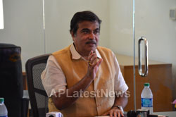 Media Conference by Shri Nitin Gadkari in Bay area, Fremont, CA, USA - Picture 4