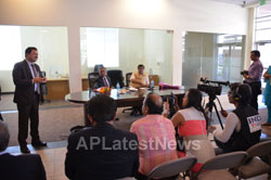 Media Conference by Shri Nitin Gadkari in Bay area, Fremont, CA, USA - Picture 20