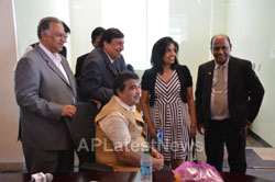 Media Conference by Shri Nitin Gadkari in Bay area, Fremont, CA, USA - Picture 13
