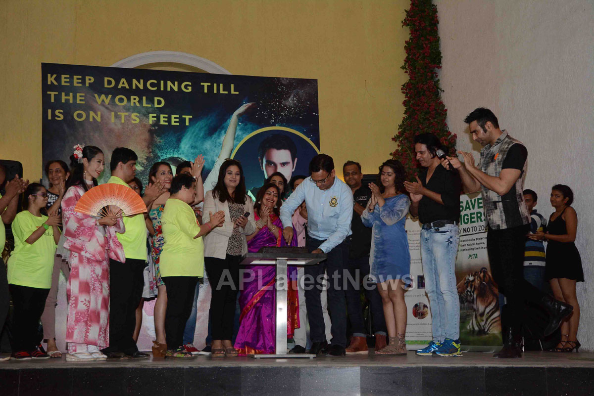 Actor Rahul Roy, Avika Gor, Gaurav Gera attends 3rd India Dance Week conference hosted by Sandip Soparrkar - Picture 16
