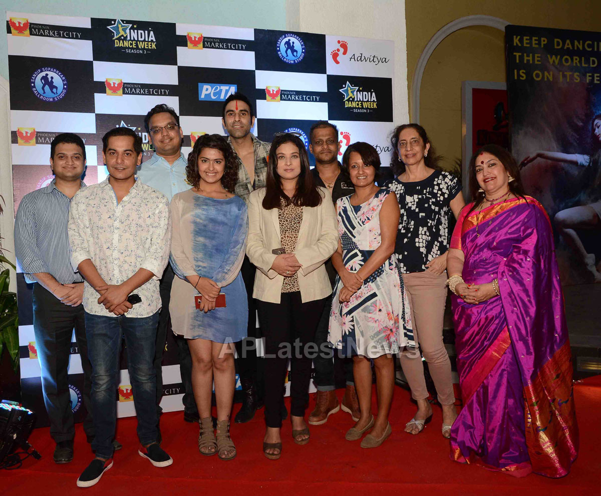 Actor Rahul Roy, Avika Gor, Gaurav Gera attends 3rd India Dance Week conference hosted by Sandip Soparrkar - Picture 13