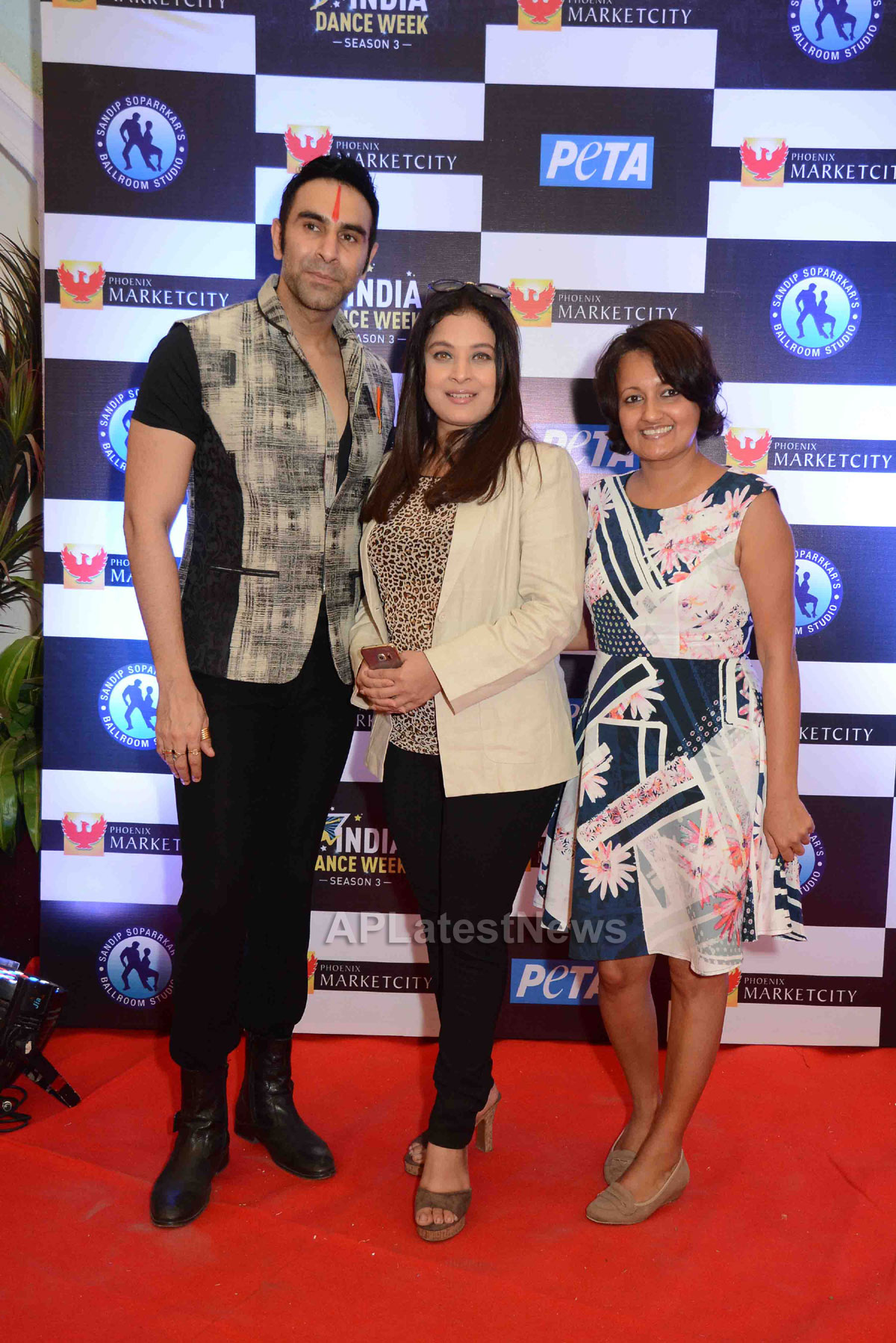 Actor Rahul Roy, Avika Gor, Gaurav Gera attends 3rd India Dance Week conference hosted by Sandip Soparrkar - Picture 10