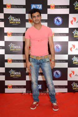 Actor Rahul Roy, Avika Gor, Gaurav Gera attends 3rd India Dance Week conference hosted by Sandip Soparrkar