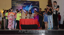 Pictures of Actor Rahul Roy, Avika Gor, Gaurav Gera attends 3rd India Dance Week conference hosted by Sandip Soparrkar
