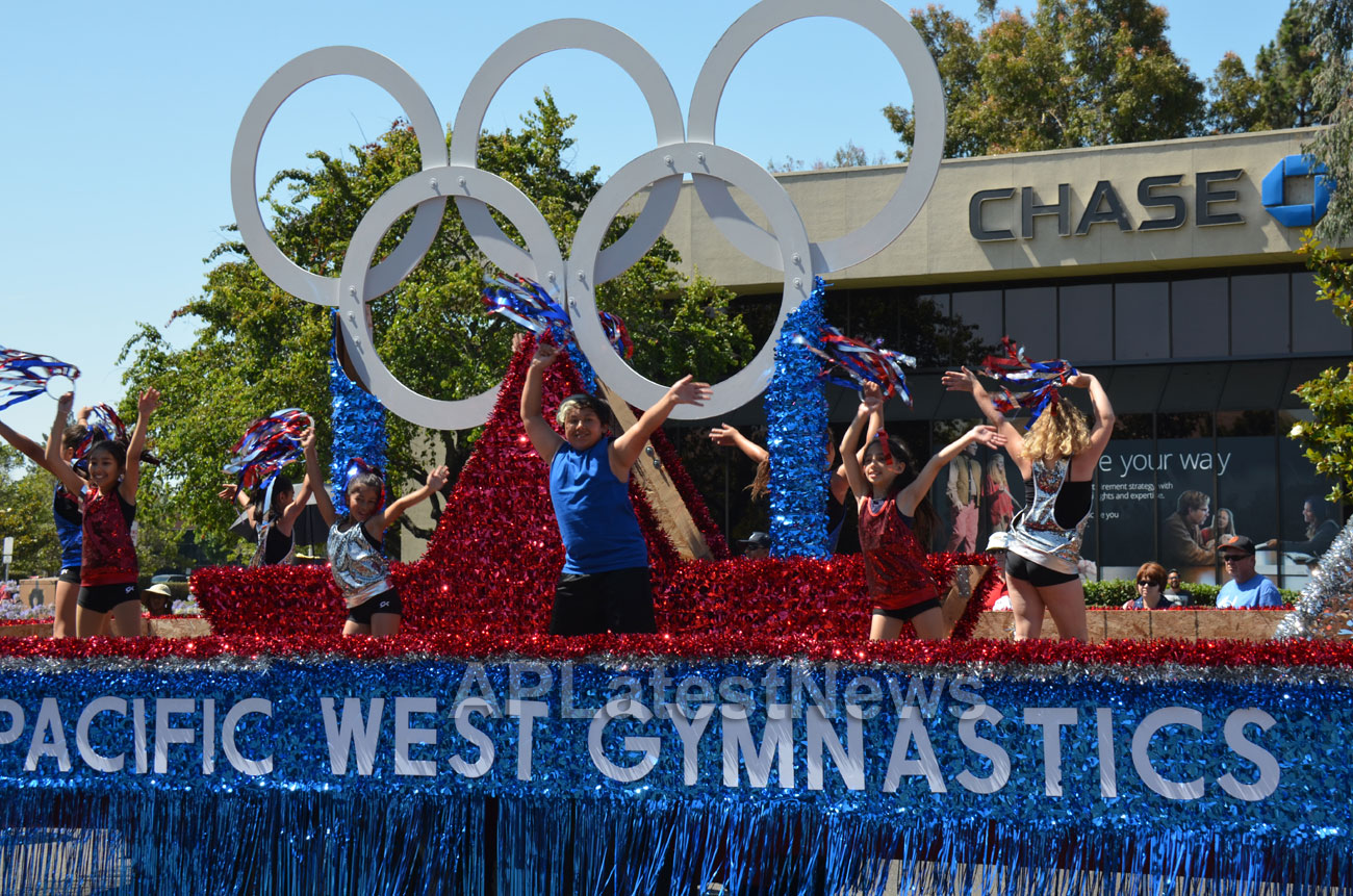 July 4th Parade - Independence Day, Fremont, CA, USA - Picture 14