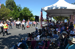July 4th Parade - Independence Day, Fremont, CA, USA - Picture 27