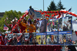 July 4th Parade - Independence Day, Fremont, CA, USA - Picture 16