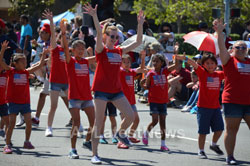 July 4th Parade - Independence Day, Fremont, CA, USA - Picture 10