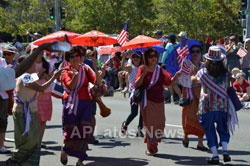 July 4th Parade - Independence Day, Fremont, CA, USA - Picture 8