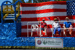 July 4th Parade - Independence Day, Fremont, CA, USA - Picture 12