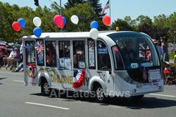 July 4th Parade - Independence Day, Fremont, CA, USA - Picture 21