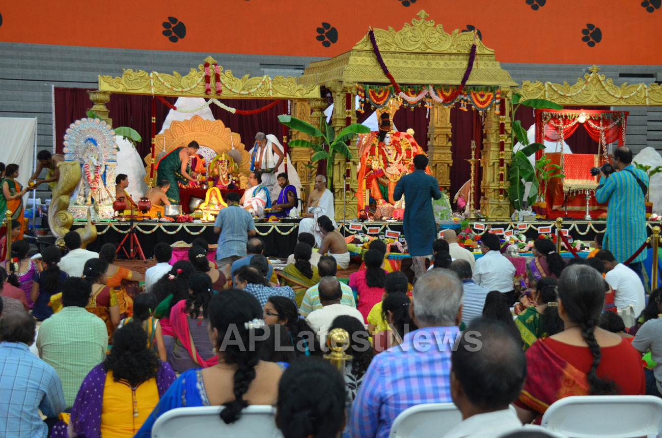 Kailasa Vaibhavotsavam by HCCC at Washington High School, Fremont, CA, USA - Picture 8